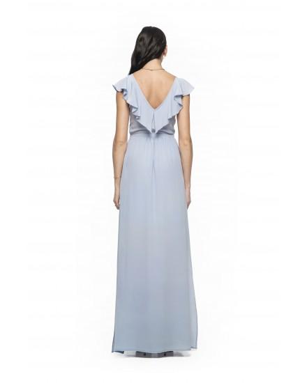 CAMPANIA SILK DRESS