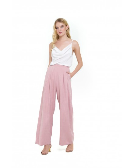 LOUISE PANTS IN MAUVE