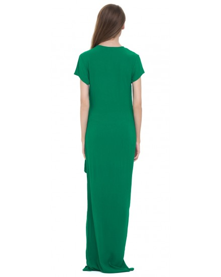 JENA DRESS IN EMERALD