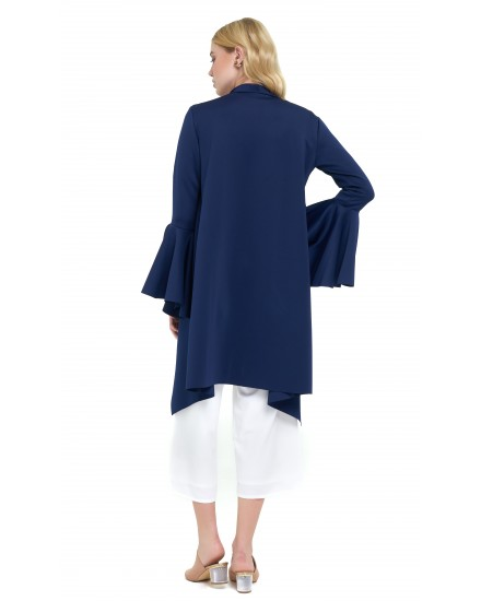 NAKITA OUTER IN NAVY