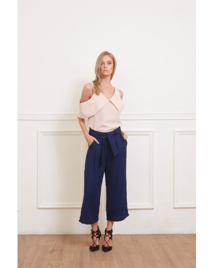 ALEXIS CULOTTES IN NAVY