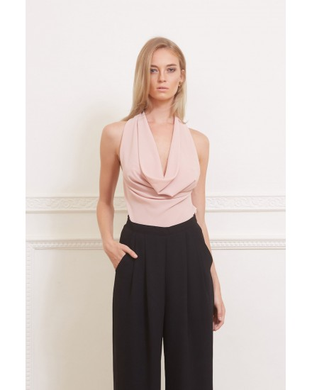 ATOLL TOP IN ROSE