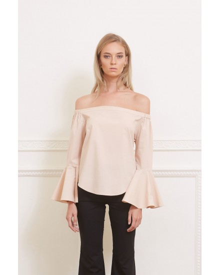 FIONA TOP IN ROSE