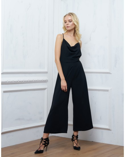 DELANEY JUMPSUIT IN BLACK