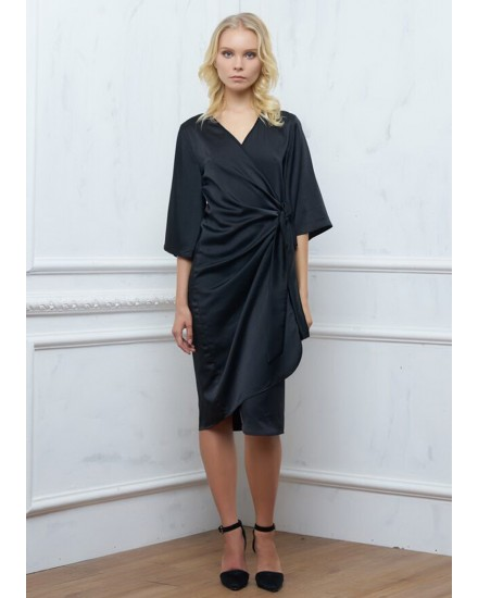 AMAIA DRESS IN BLACK