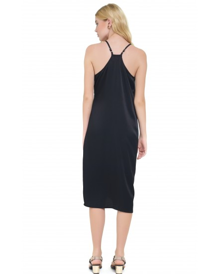 GIANNA DRESS IN BLACK