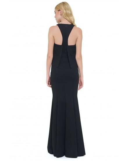 FREYA DRESS IN BLACK
