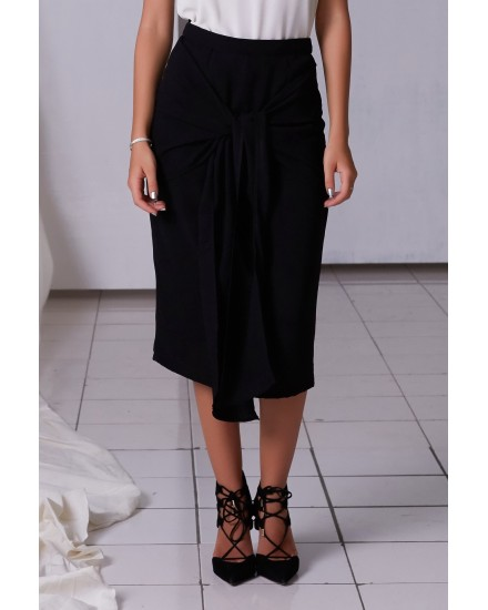ANJA SKIRT IN BLACK