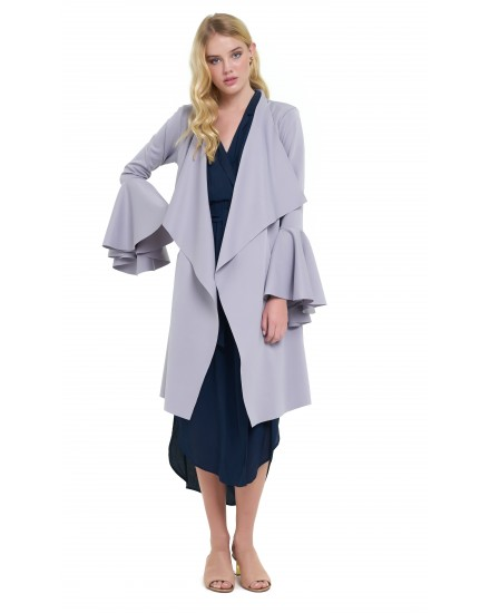NAKITA OUTER IN GREY