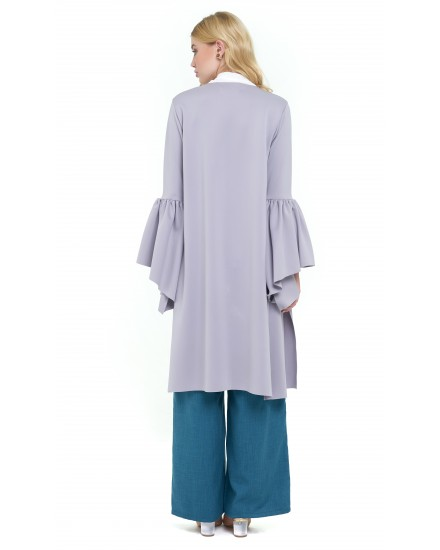 JADE OUTER IN GREY