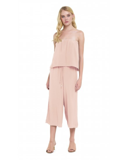 JILL JUMPSUIT IN ROSE