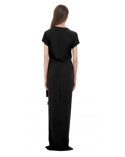 JENA DRESS IN BLACK