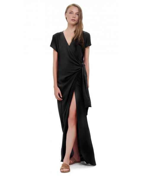 JENA DRESS IN BLACK