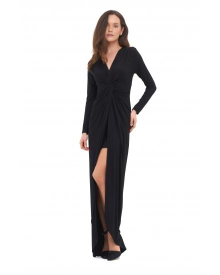 JOYA DRESS IN BLACK