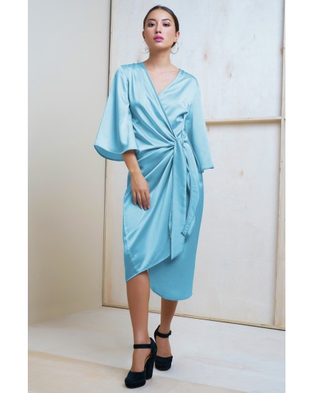 AMAIA DRESS IN MINT
