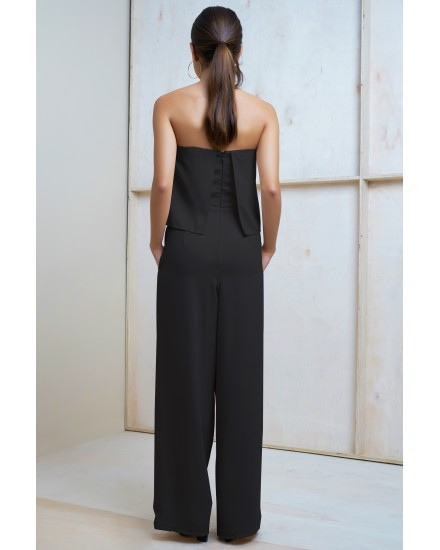 VIVIAN JUMPSUIT IN BLACK