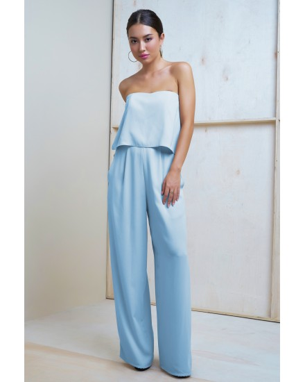 VIVIAN JUMPSUIT IN GREY