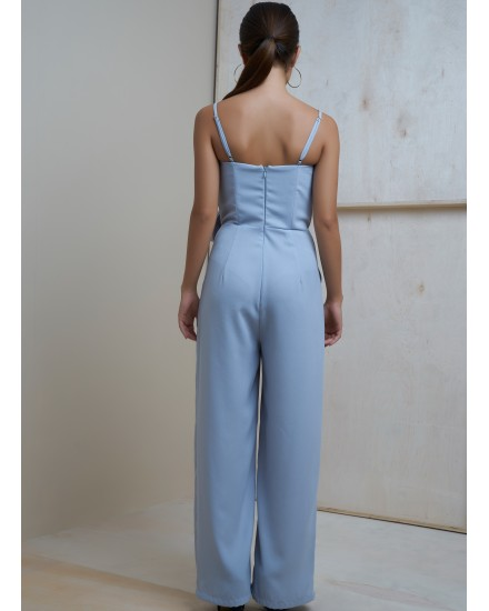 MEGHAN JUMPSUIT IN GREY