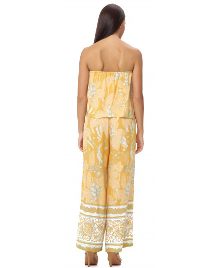 KALIMERA JUMPSUIT IN OIA APRICOT