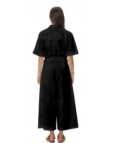 SAMAYA JUMPSUIT IN BLACK