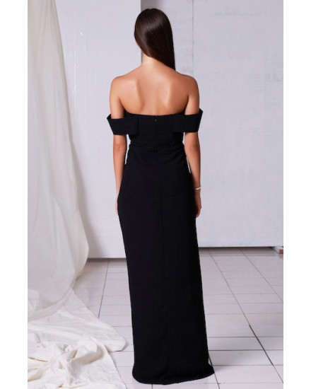 PALOMA DRESS IN BLACK