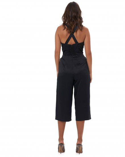 ORIANA JUMPSUIT IN BLACK