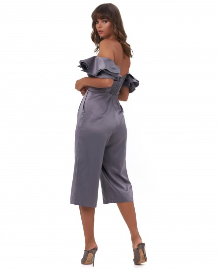 CELESTIA JUMPSUIT IN GREY