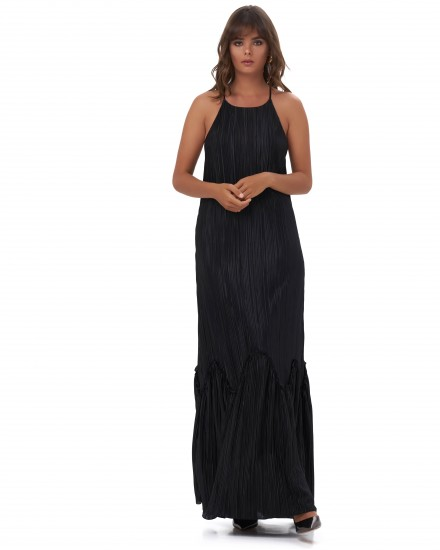 IMOGEN DRESS IN BLACK