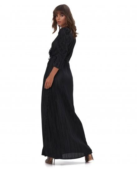 CORINNA DRESS IN BLACK