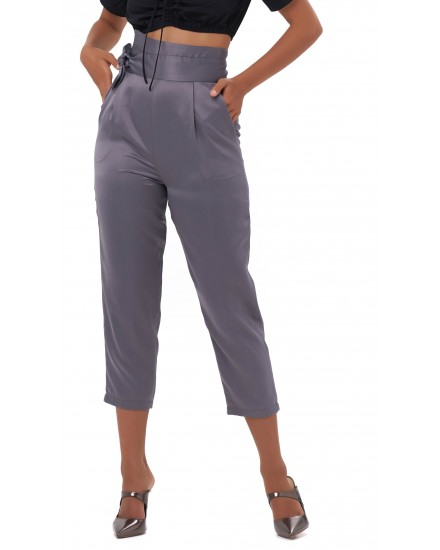ZANRA PANTS IN GREY