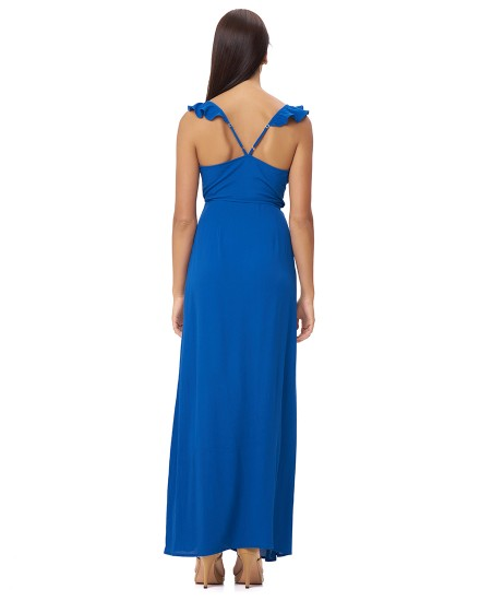THALASSA DRESS IN BLUE