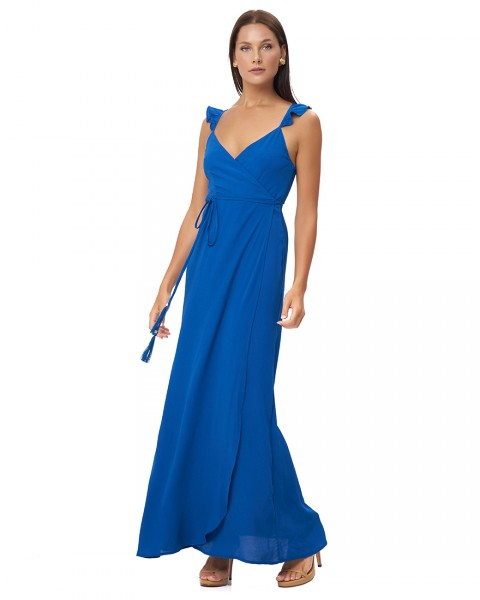 THALASSA DRESS IN BLUE