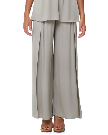 VARYA PANTS IN DUSTY GREY