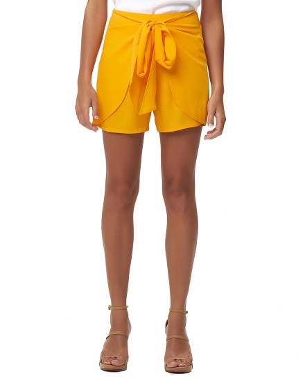 TOULA SHORTS IN APRICOT