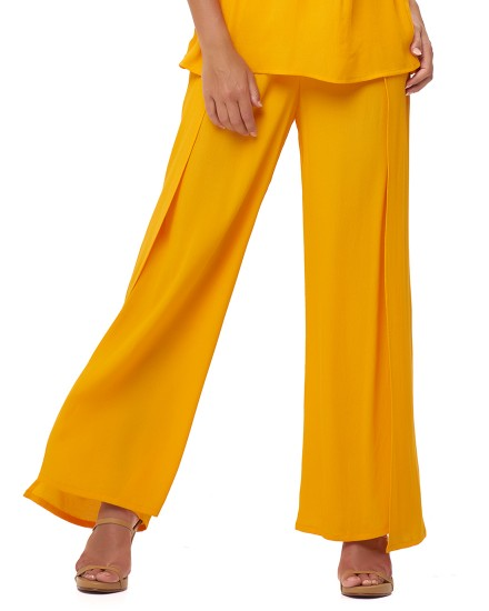 VARYA PANTS IN APRICOT