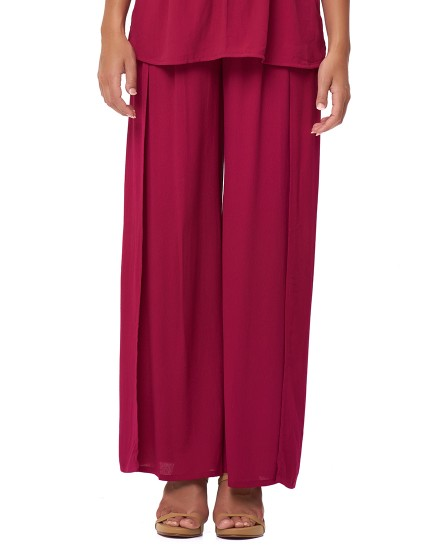 VARYA PANTS IN FUCHSIA