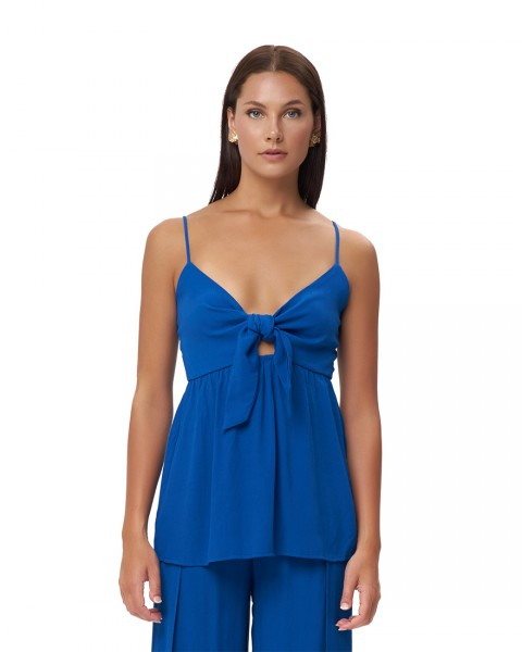 ASPRI TOP IN BLUE