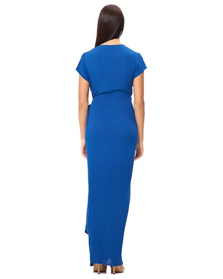 JENA DRESS IN BLUE