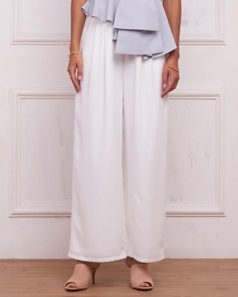 DELILAH PANTS IN WHITE