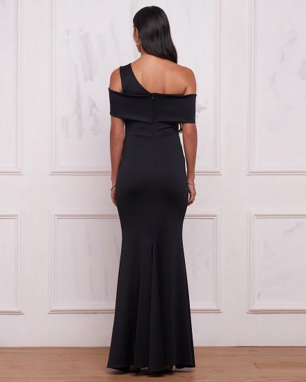 SAMANTHA DRESS IN BLACK
