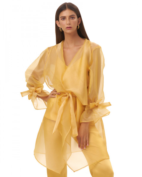 SIMONA OUTER IN GOLD
