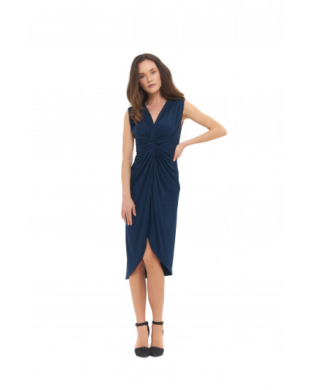 INA DRESS IN NAVY