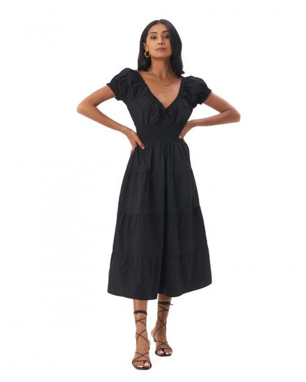 Ellerie Dress in Black