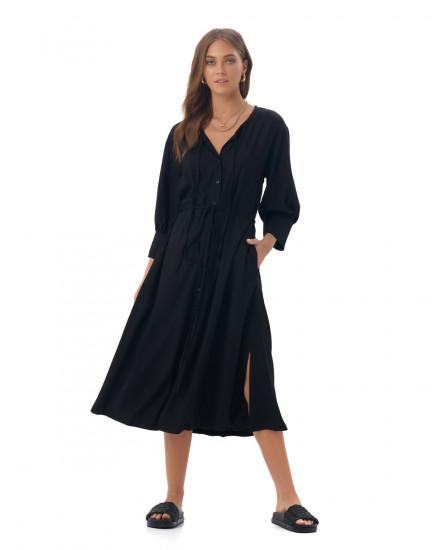 Inari Dress in Black