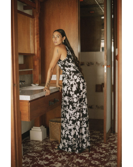 Manora Dress in Floral Vannya